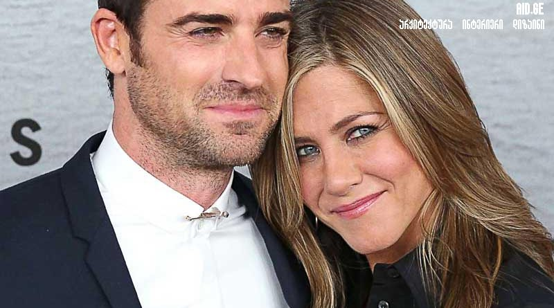 Jennifer Aniston is saxli los anjelesshi