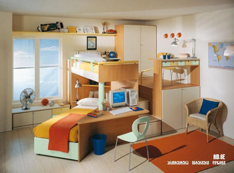 Kids-Bedroom-Furniture-Sets-With-Color-Ideas-11