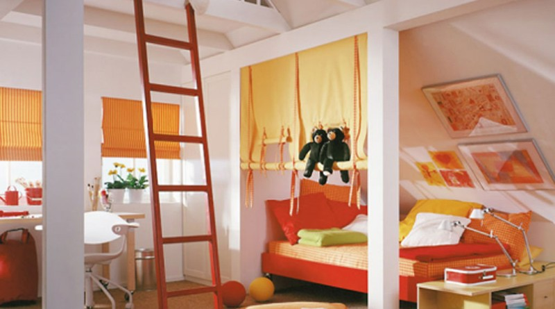 colorful kids bedroom ideas