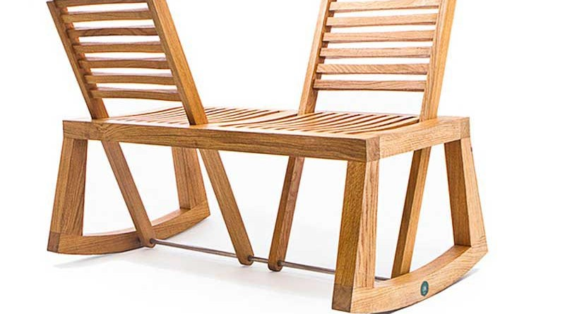 savarzeli saqanela Double View bench