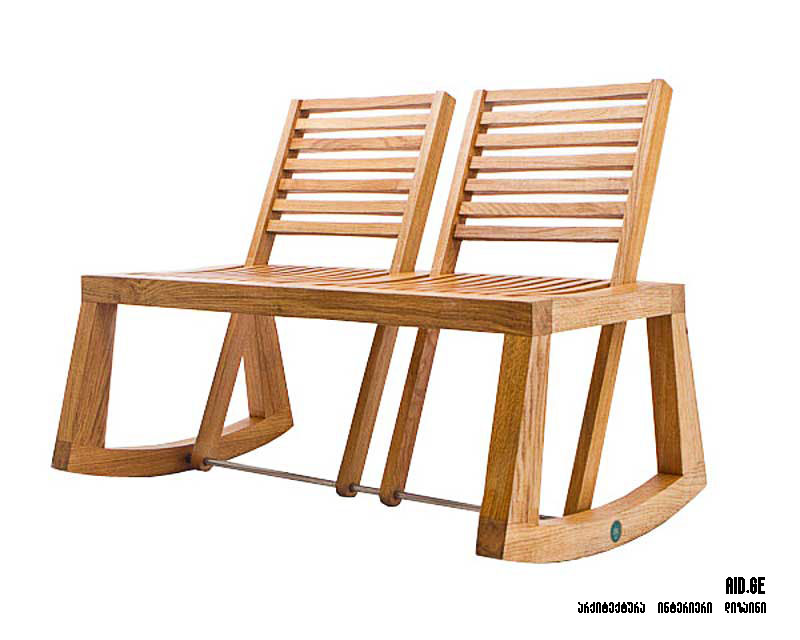 savarzeli saqanela Double View bench