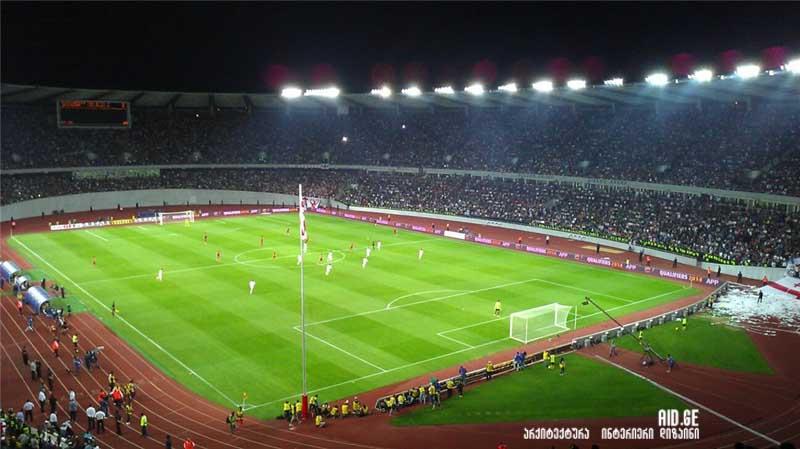 dinamos stadioni