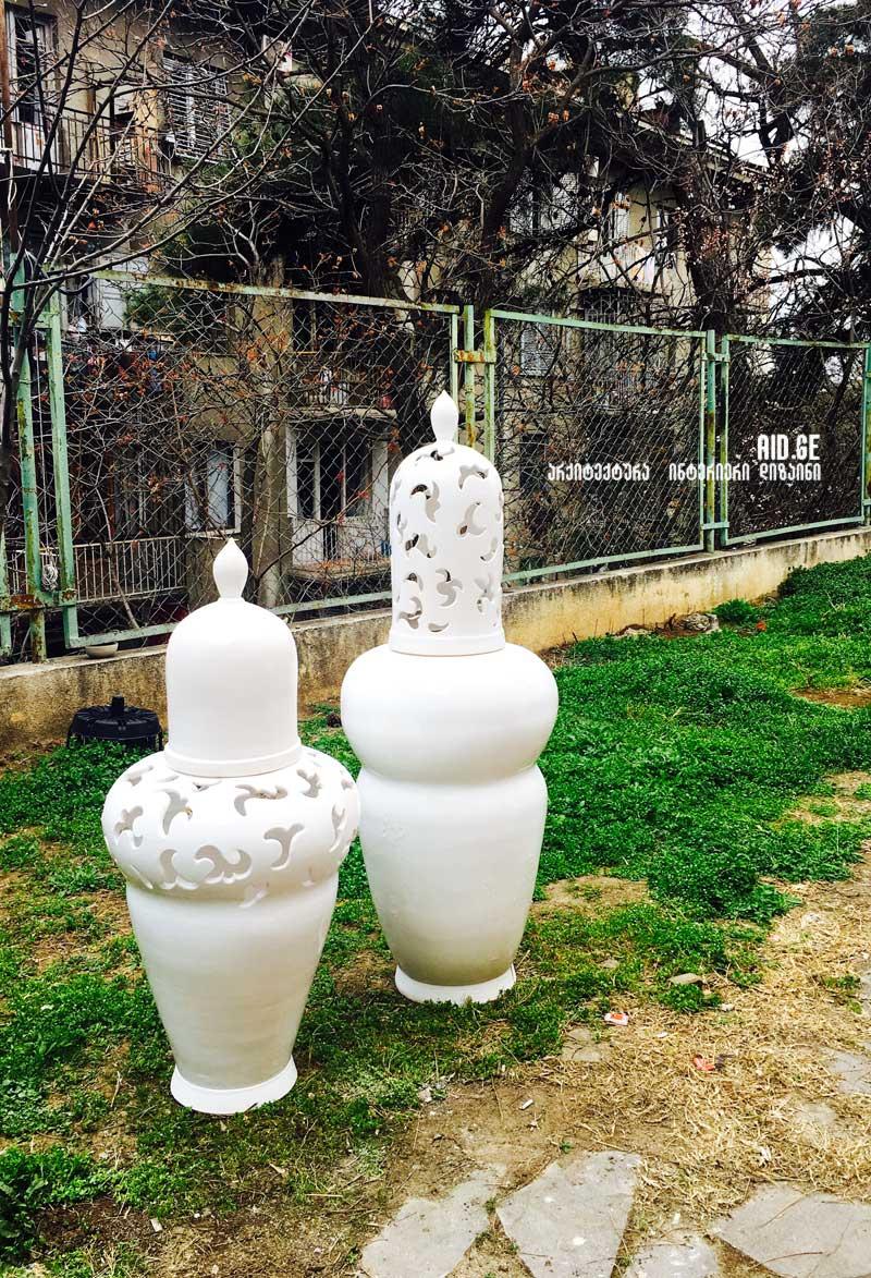 qarTuli keramika