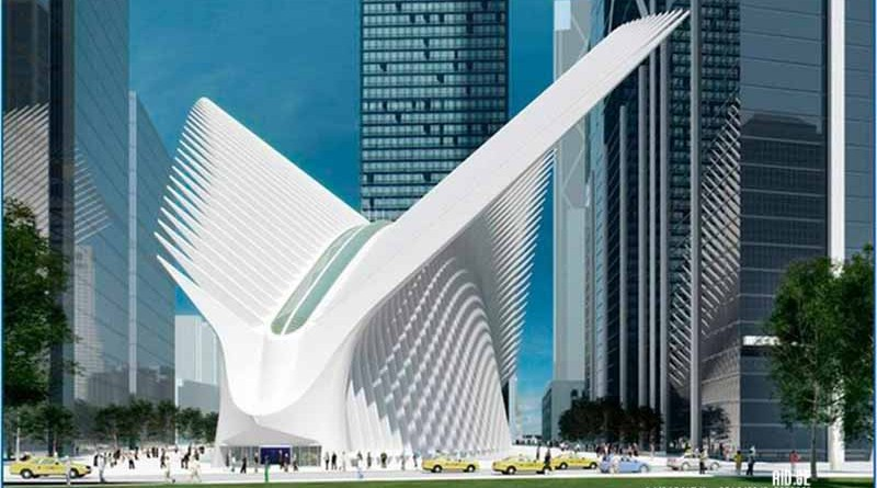 oculus , project in new york