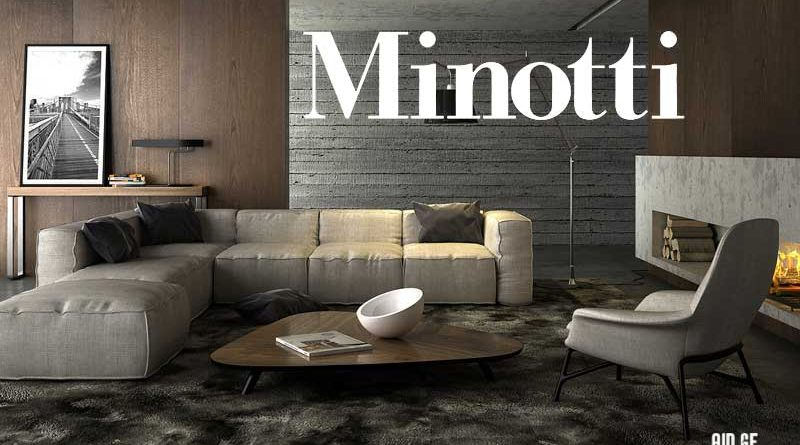 minotti furniture