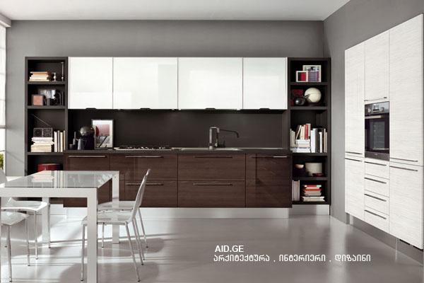 cucina lube kitchen