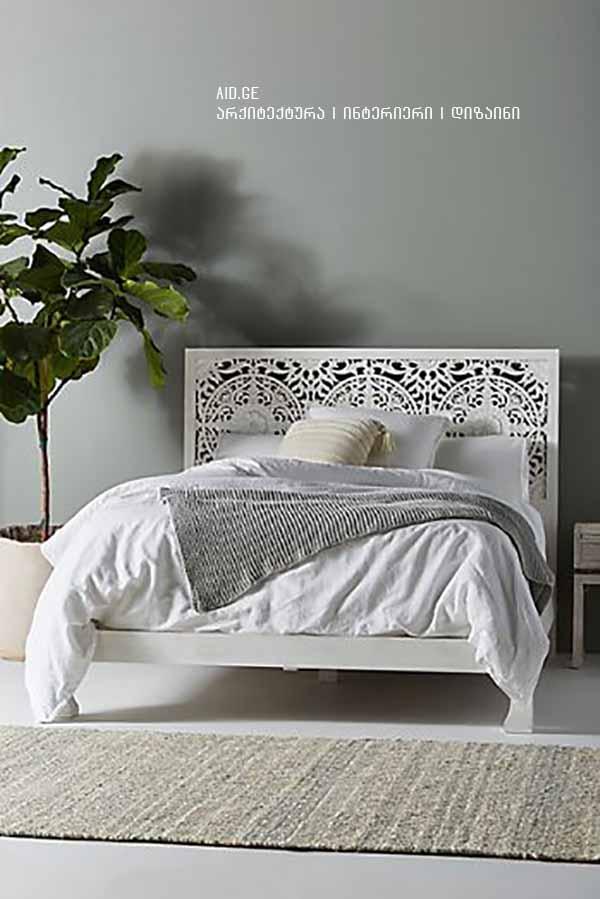 11 იდეა პატარა საძინებელი ოთახის მოსაწყობად Aid Ge