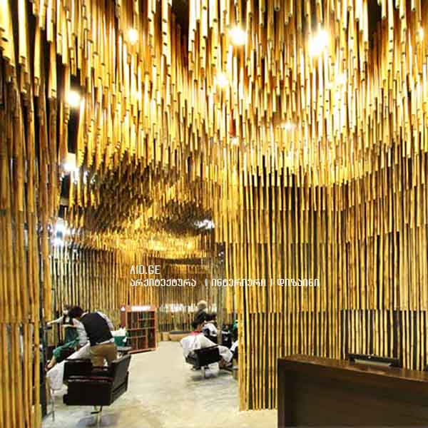 bambukis arqiteqtura