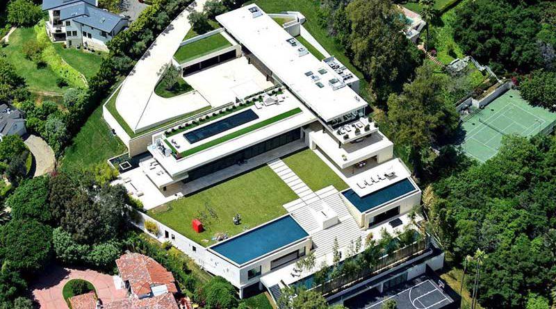 ცნობილი ადამიანების 5 ყველაზე ძვირადღირებული სახლი