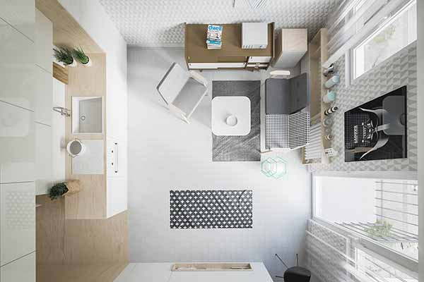 ideebi patara apartamentis mosawyobat