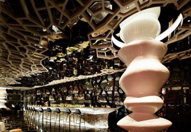 მსოფლიოს საუკეთესო ინტერიერები ბარებსა და რესტორნებში