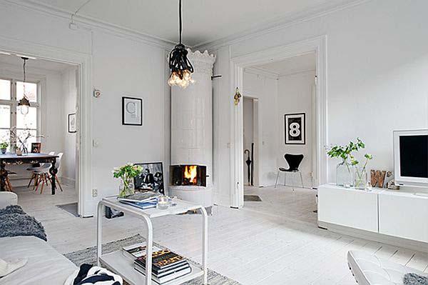 skandinaviuri stili interiershi