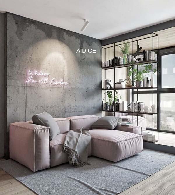 betoni interiershi 5