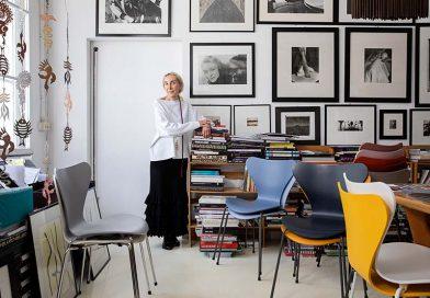 Arne Jacobsen სკამების  16 ახალი ფერი