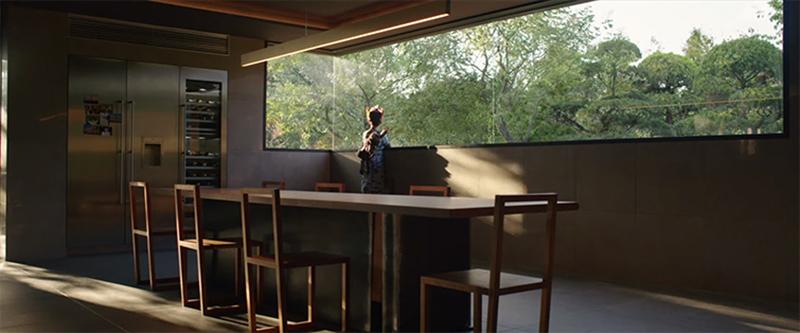 kinematografia da interieris ddizaini mesame nacili 1