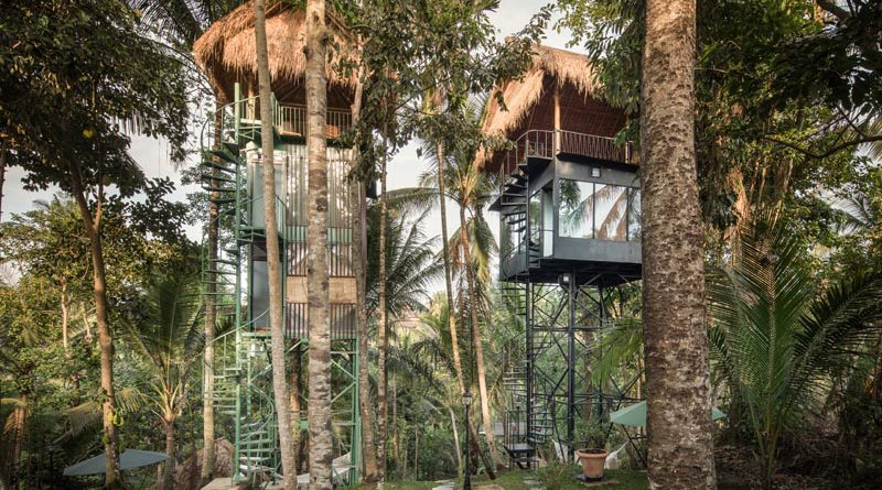 Lift Treetop Boutique Hotel 1