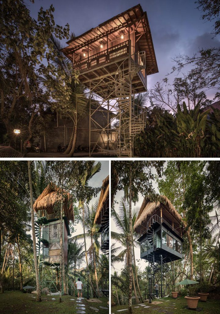 Lift Treetop Boutique Hotel 3