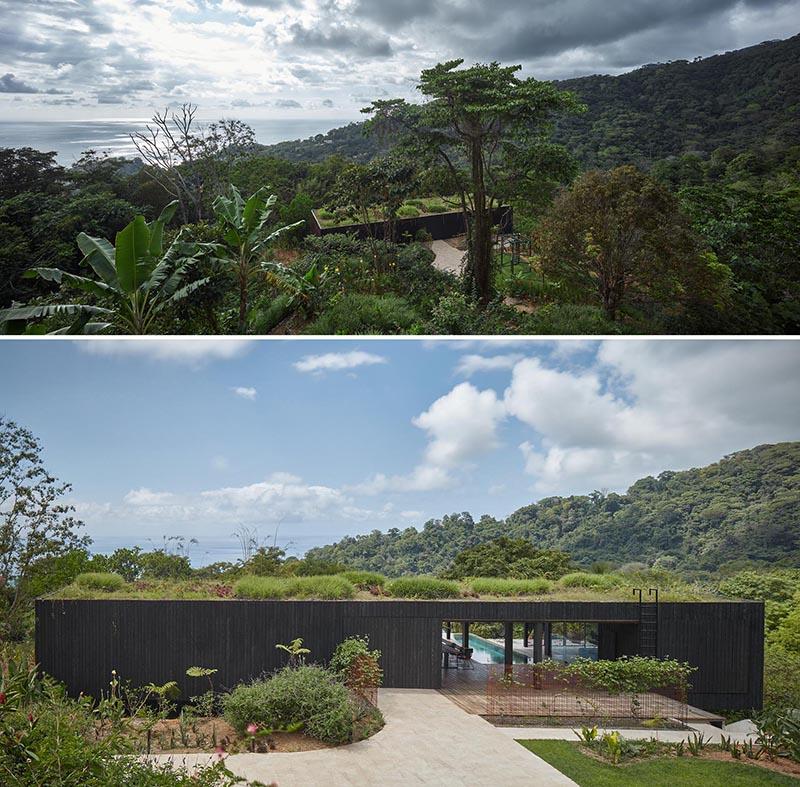 სახლი კოსტა რიკაში