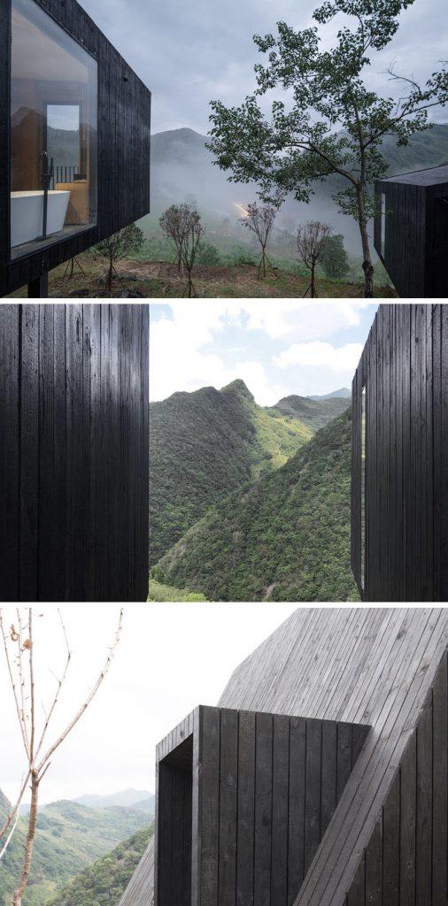 ხის სახლები