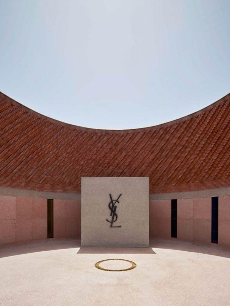 Yves Saint Laurents Museum