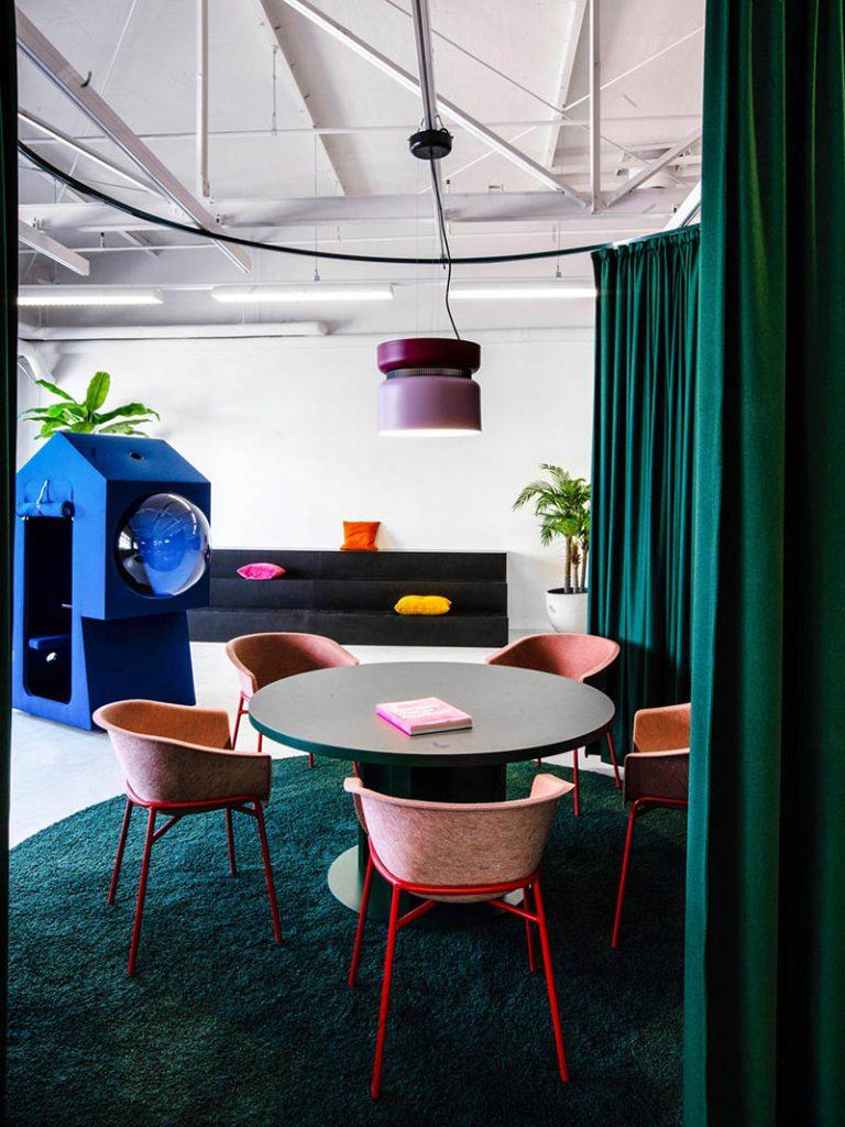 LOQI office