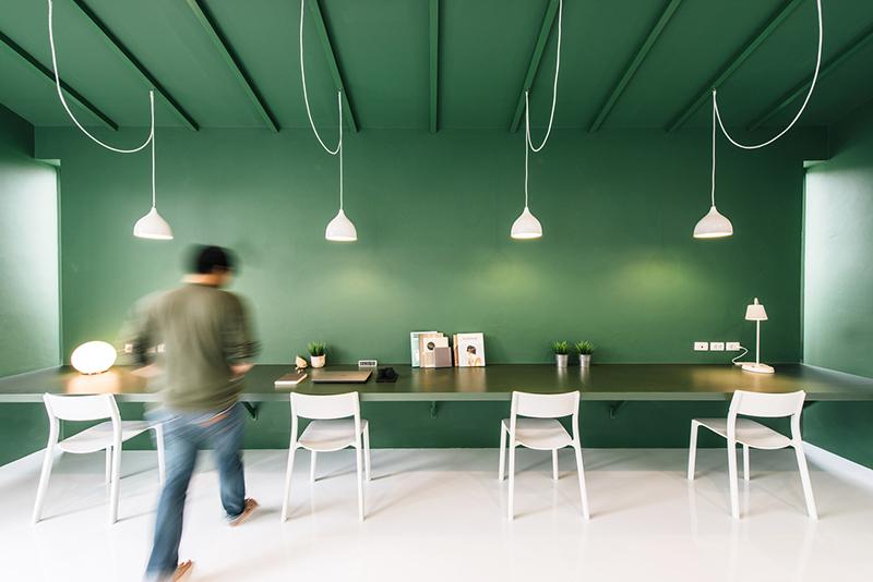 მწვანე ფერი